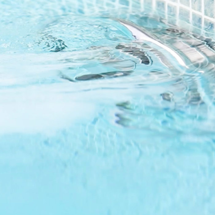 Jet Stream för träning i poolen eller bara att njuta av