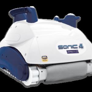 Sonic 4 poolstädare