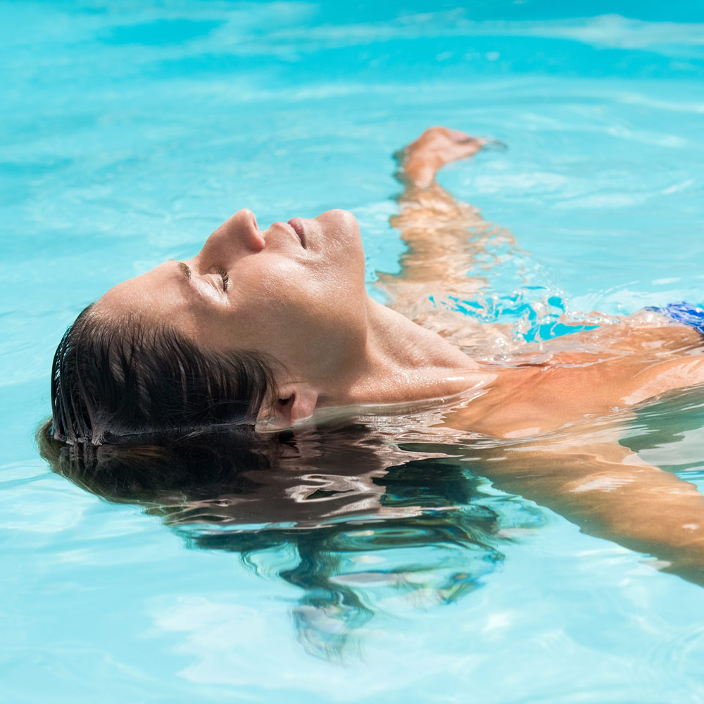 Värme till pool
