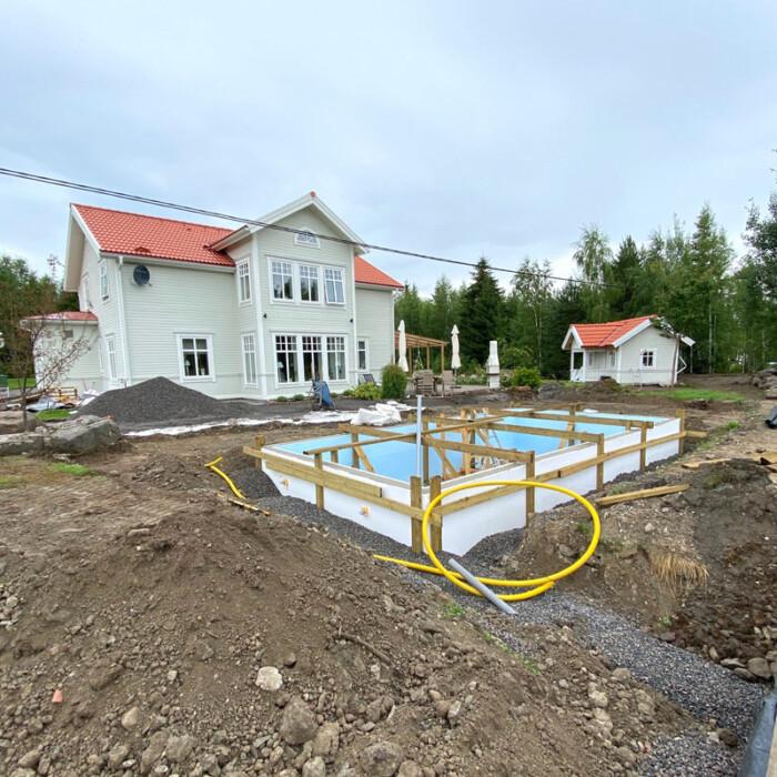 Olssons pool